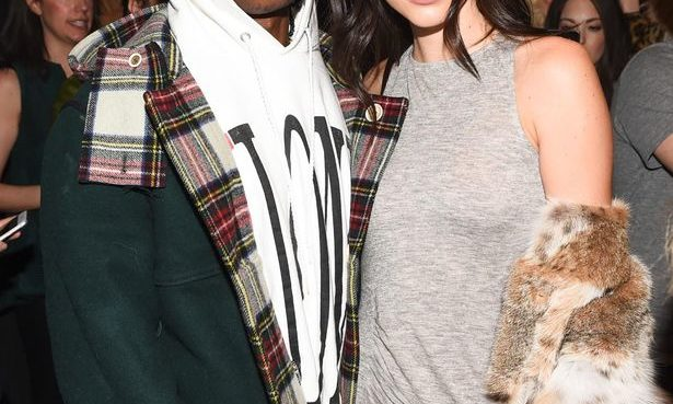 Kendall Jenner Forced Photographer To Delete Picture Of Her And A$AP Rocky