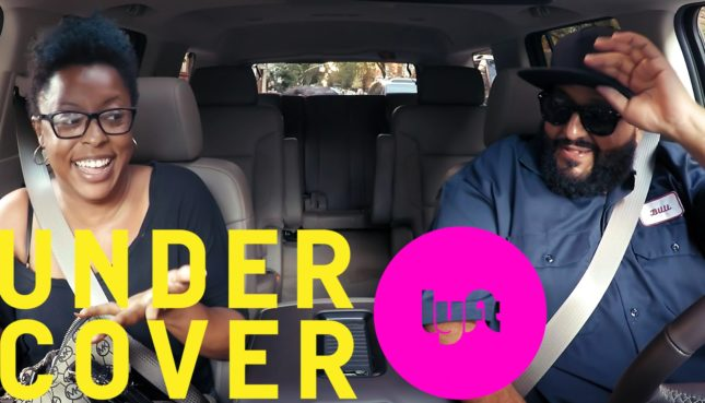 DJ Khaled Goes Undercover As Billy The Locksmith For Lyft