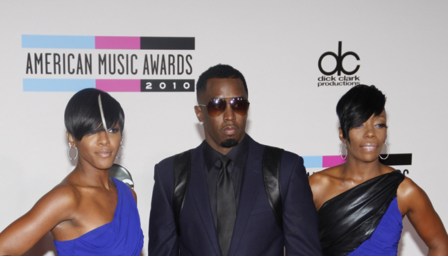 P Diddy Chimes in On Hip Hop Feuds