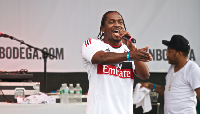 Pusha T Gets into Technology Scene with New App